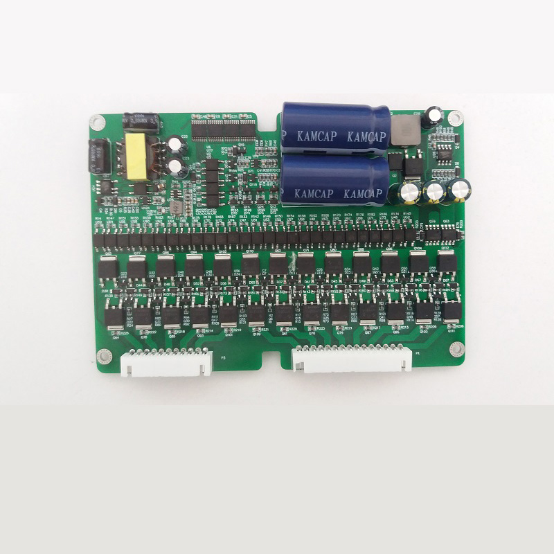12S ~ 24S 1A  Lithium Battery Protection Board Active Equalizer Balancer For  Li-ion Lipo LiFepo4 LTO With Bluetooth APP