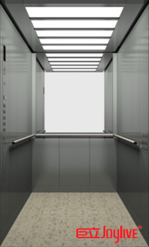 Stainless steel panel hospital bed elevator with high quality