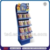 TSD-C399 Custom high quality 4 ties toy shop display stand,kids shop decoration,toy store display