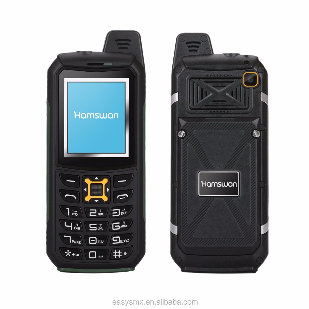 Senior Citizen Out Door ip68 Rugged Function Waterproof Phone Hamswan S2