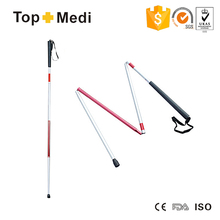 Handicapped Elderly Walking Cane Topmedi Walking Aids Series Blind cane canes for the blind
