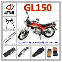 GL150 motorcycle body plastic parts