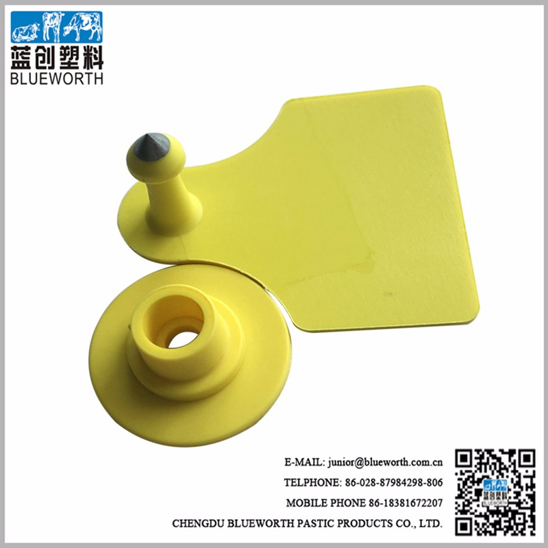 blueworth pig round tpu ear tags factory price