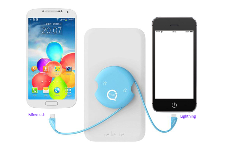 Shipping Factory Selling Wireless Receiver For Smartphone wireless Charger