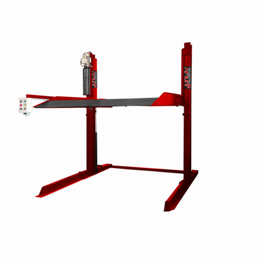 Factory price 2 post hydraulic car parking lift