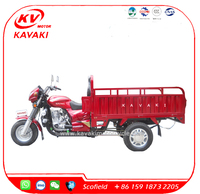 Cargo motor tricycle 200cc Africa hot selling 3 wheel motorcycle