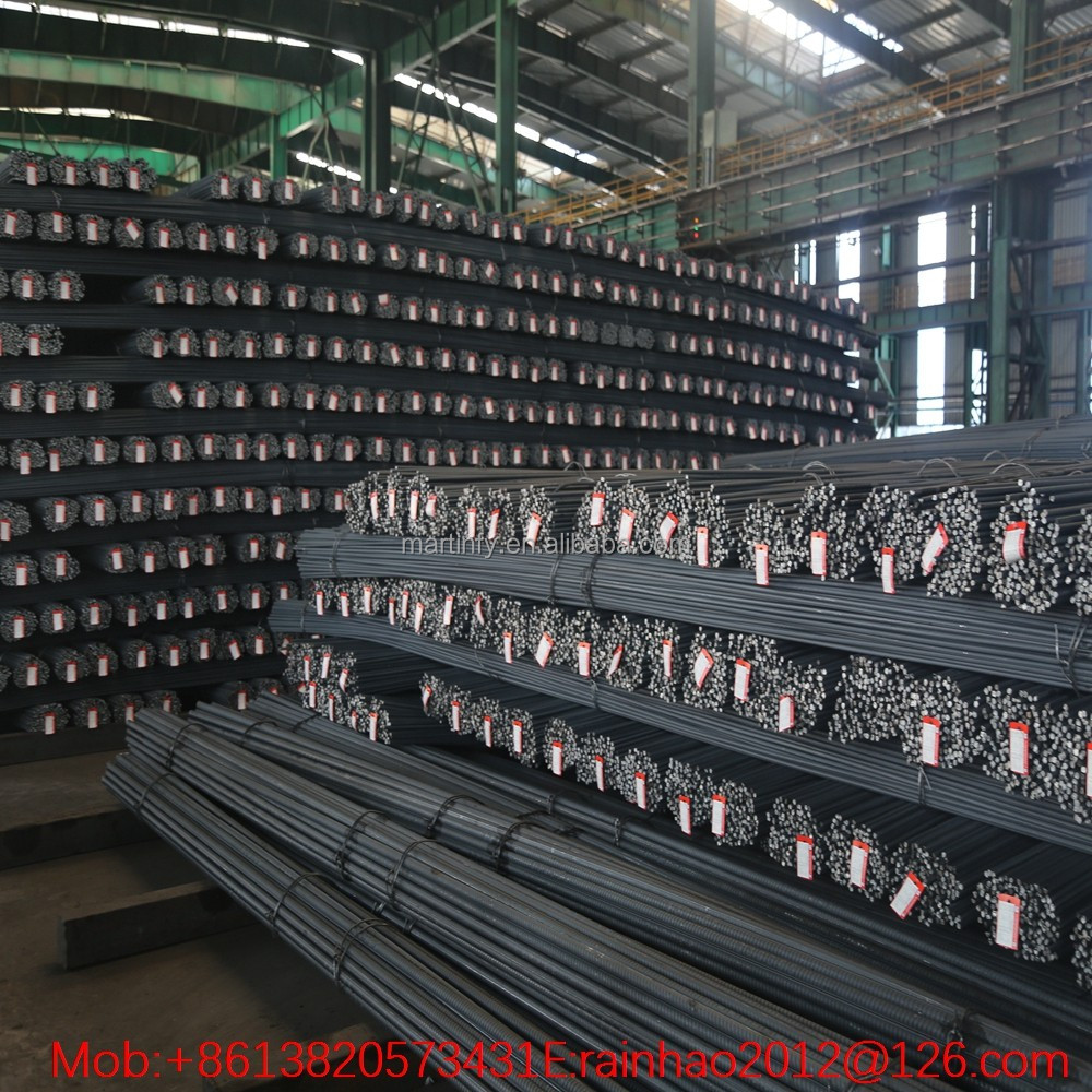 Dia5-50mm reinforcement steel bar 12mm/sd390/sd490/sd295 deformed steel bar