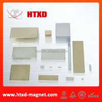 Good performance super strong block magnet price