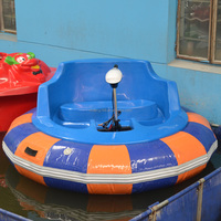 Inflatable Aqua Battery Operated Adult Bumper Boat