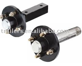 Professional Trailer stud axle, Trailer axle Producer !
