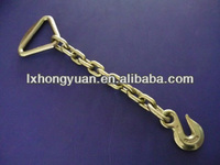 G70 Chain anchor chains with hooks