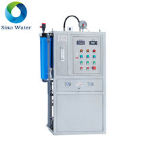 14000L/DAY Seawater Brackish water RO desalination machine plant equipment