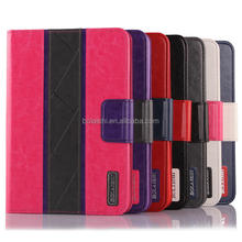 Customized hot sale leather case for ipad5/6/7/8