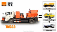 Freetech TM330 Asphalt Pavement Cold Patching Vehicle