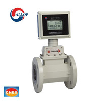 Cheap New High Quality SS304 or SS316L Turbine Natural Gas Flow Meter
