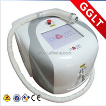 Portable mini radio frequency rf wrinkle removal skin tightening machine face lifting machine