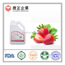 Strawberry Flavour Flavouring Agent Strawberry Flavor Concentrate For Biscuit