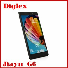 New Original Android Phone Jiayu G6 MTK6592 Octa Core Android 4.2 5.7INCH 2GB+32GB WIFI Wcdma Mobile Phone In Stock