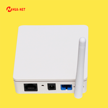 1GE port + wifi epon onu device 10/100/1000Mbps auto adaptive Ethernet interfaces for fiber optic network router