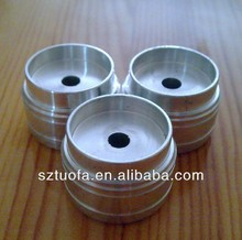 anodized machining aluminum precision machine motorcycle parts