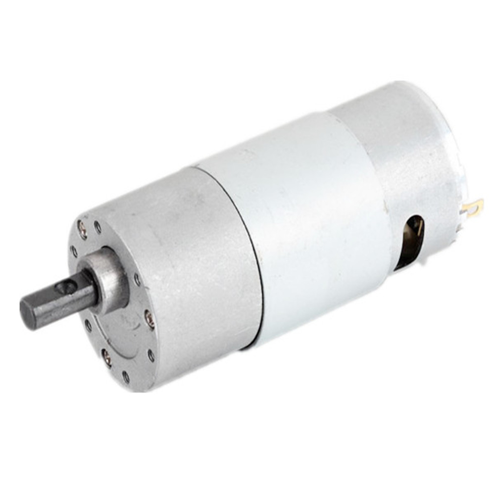 Mini 12V DC Electric Motor Small Gear Reducer Motor