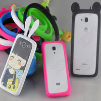 3D Cute Cartoon Soft Silicon Minion Phone Case For iPhone 6,For Minion iPhone 6 Case