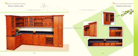 Modern kitchen cabinet/wooden kitchen furniture/kitchen furniture set design