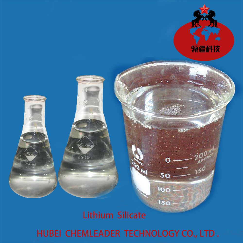 Lithium Silicate ia used for Concrete Densifier and Hardner