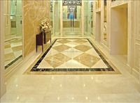 Natural marble tile 60x60 crema marfil marble tile bright yellow marble