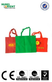 Fashionable shopping plastic PP foldable bag