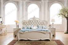 Crystal Bed Heavy Duty Bed For Elderly