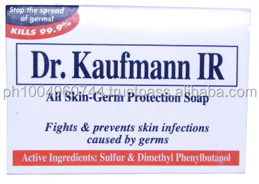 Dr. Kaufmann IR All Skin Germ Protection Sulfur Soap 80g