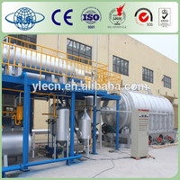 Waste Rubber Pyrolysis Plant In Bangladesh