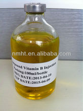 Compound Vitamin B Injection b-complex vitamins injectable
