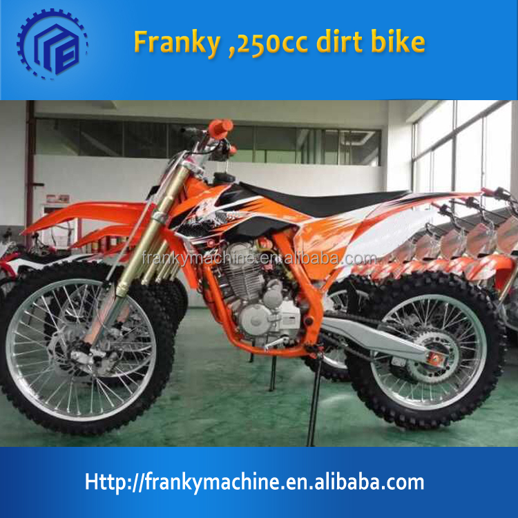 hot new products for 2015 250 dirt bike