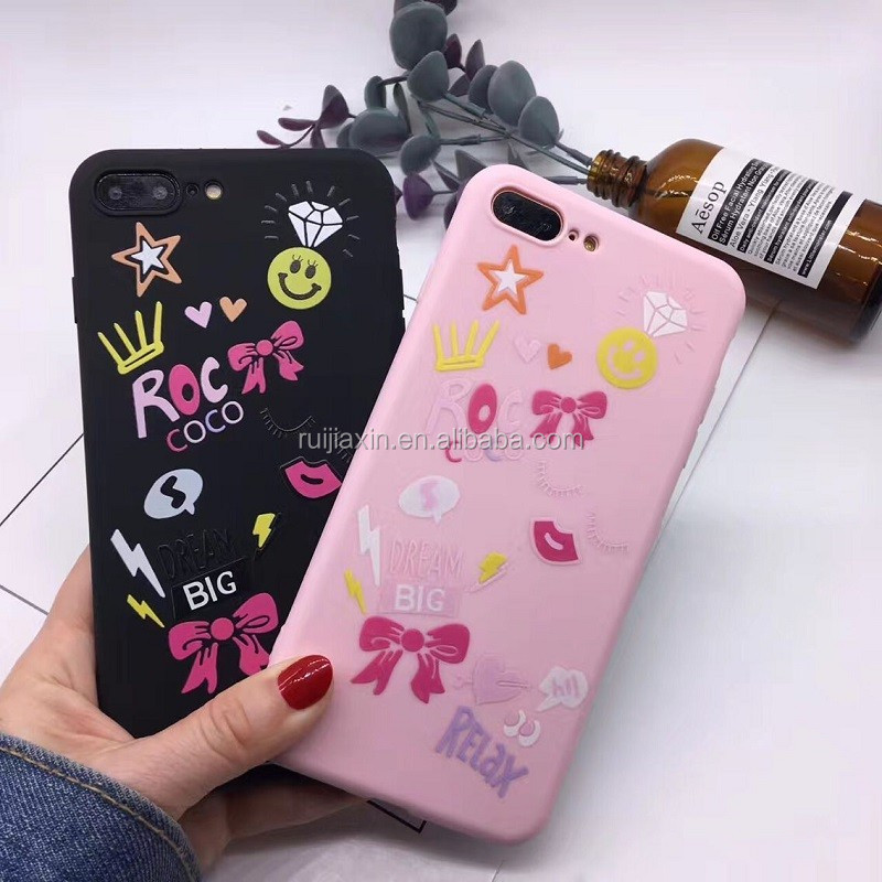 New arrival tpu phone case for vivo y66,y67 phone case cover