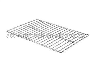stainless steel wire mesh tray, microwave oven rack(factory)
