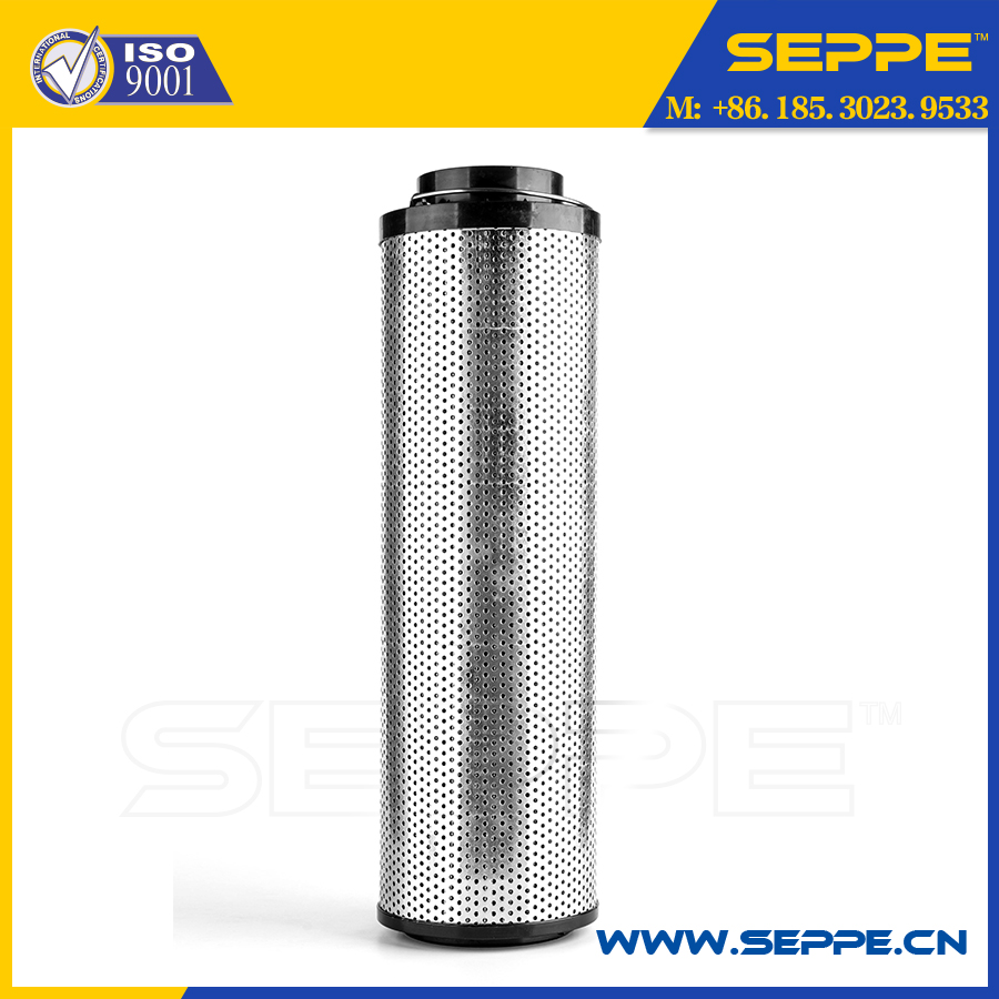 Replacement HYDAC hydraulic return line oil filter cartridge