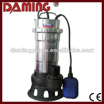 0.55KW Submersible Sewage Pump(WQD10-8-0.55D)