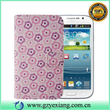 New Product Leather Wallet Case For Samsung I9082 Galaxy Grand Duos