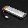 High rate original 721855 rechargeable lithium polymer battery 4 in 1 3.7V 500mah for Model aircraft GPS MP3 and eBook
