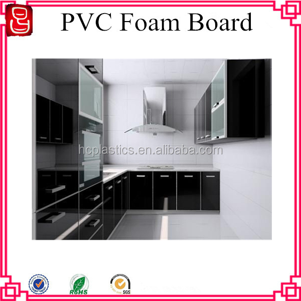 high quality foam sheet 3mm lightweight pvc