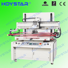 MultiFunctional Automatic Flat Bed PP/PVC/PET/PC/PE film Screen Printing Machine For Sale (GW-6080)