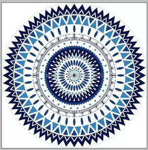 microfiber custom beach towel wholesale mandala tapestry