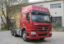China Sinotruck HOWO Tractor Truck 6x4 German Man Technology