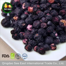 2017 Hot snack freeze dried blueberries with free sample