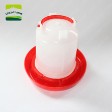 GREAT FARM small farm equipment PP material broilers automatic poultry waterer
