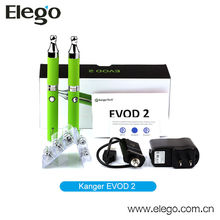 Original Kanger Evod&Evod 2 smoking pen Vaporizer Elego wholesale