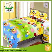China newest close-fitting children embroidered silk duvet