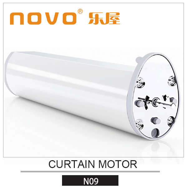 NOVO AC Curtain Motor (Part No. From N09-N16) With Low Noise,Automatic Curtain Motor Work AC110-240V Compatible